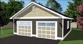 Garage Plan 90896