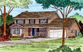 Plan Number 90933 - 1949 Square Feet