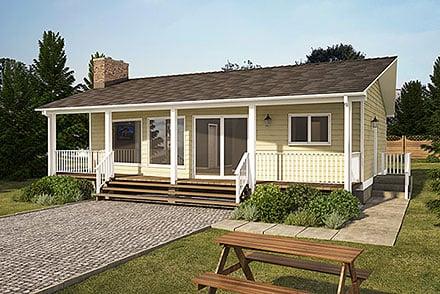House Plan 90934