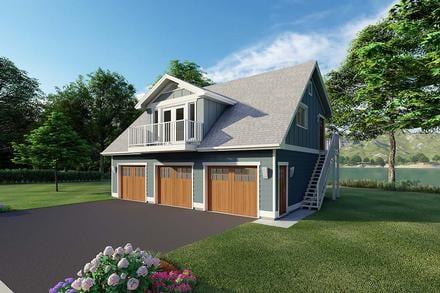 Garage Plan 90941