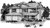 Plan Number 90949 - 1490 Square Feet