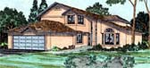 Plan Number 90970 - 2222 Square Feet