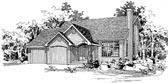 House Plan 91057