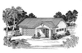 Garage Plan 91246