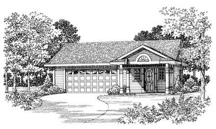 Garage Plan 91265