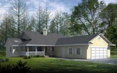 Plan Number 91601 - 1782 Square Feet