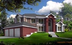 House Plan 91602