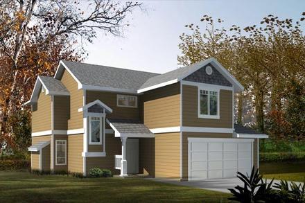 House Plan 91607