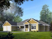 Plan Number 91616 - 3329 Square Feet