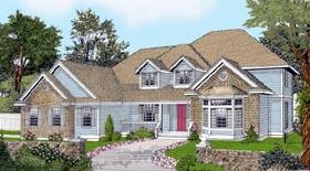 House Plan 91625