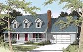 House Plan 91631
