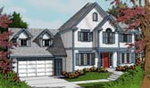 Plan Number 91633 - 1857 Square Feet