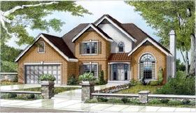 House Plan 91634