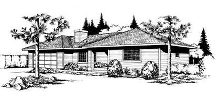 House Plan 91642