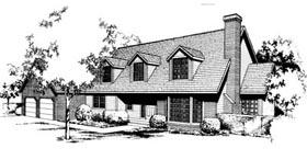 House Plan 91661