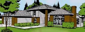 House Plan 91674