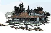 House Plan 91700