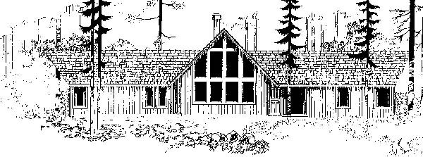 Contemporary House Plan 91721 Elevation