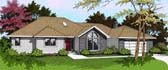 Plan Number 91801 - 2159 Square Feet