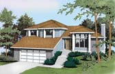 Plan Number 91805 - 1852 Square Feet
