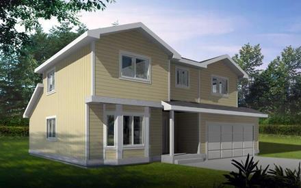 House Plan 91808