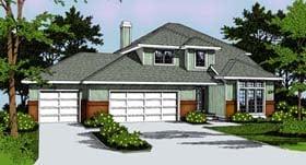 House Plan 91813