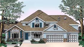House Plan 91823