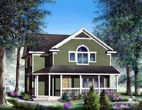 House Plan 91829