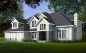 Plan Number 91843 - 3483 Square Feet