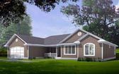 Plan Number 91852 - 2163 Square Feet