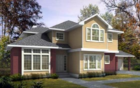House Plan 91889