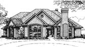 Plan Number 92216 - 3486 Square Feet