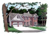 Plan Number 92303 - 2169 Square Feet