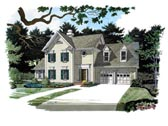 Plan Number 92307 - 2137 Square Feet