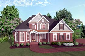 traditional homes family home plans blog - Traditional Homes Plans