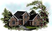 Plan Number 92331 - 2601 Square Feet