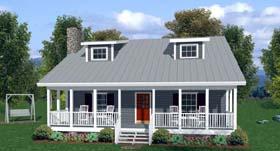House Plan 92372