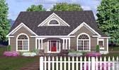 Plan Number 92373 - 1798 Square Feet