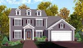 Plan Number 92374 - 2097 Square Feet