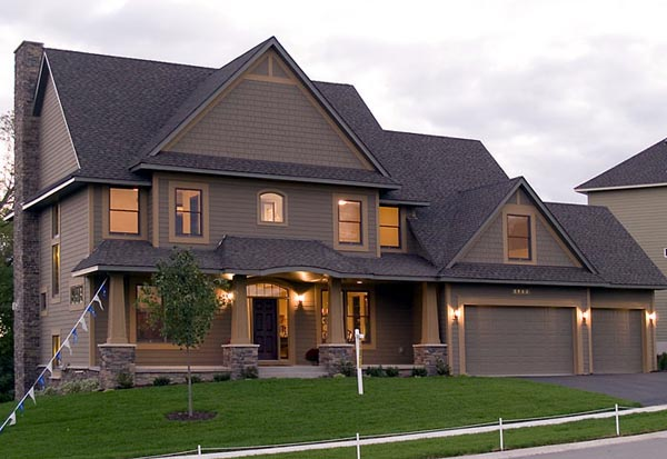 House Plan 92394 At