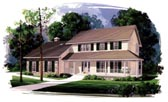 Plan Number 92402 - 2147 Square Feet