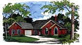 Plan Number 92404 - 2275 Square Feet