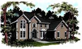 Plan Number 92406 - 2992 Square Feet