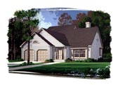 Plan Number 92409 - 1673 Square Feet