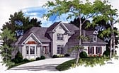 Plan Number 92415 - 2270 Square Feet
