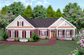 Plan Number 92420 - 1787 Square Feet