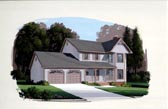 Plan Number 92424 - 1598 Square Feet