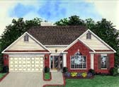Plan Number 92433 - 1593 Square Feet