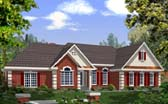 Plan Number 92436 - 2187 Square Feet
