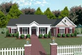 Plan Number 92443 - 2184 Square Feet
